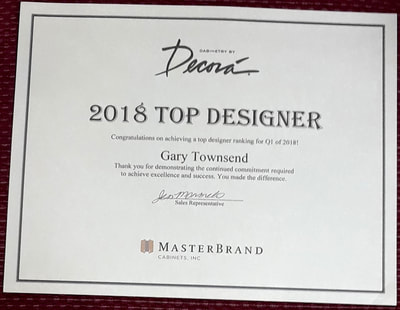 2018 Top Designer - 1st Quarter from Decora